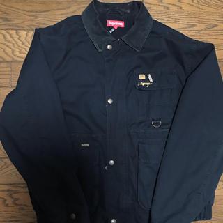 Supreme - supreme 18aw Field Jacket Lサイズ