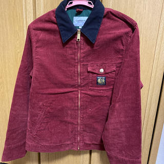 カーハート(carhartt)のcarhartt passportコラボ デトロイトジャケット(Tシャツ/カットソー(半袖/袖なし))