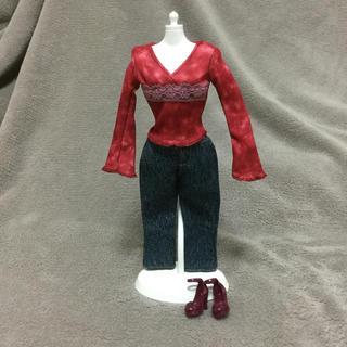 バービー(Barbie)の1/6ドール衣装【M】人形 服 バービー ジェニー(ぬいぐるみ/人形)