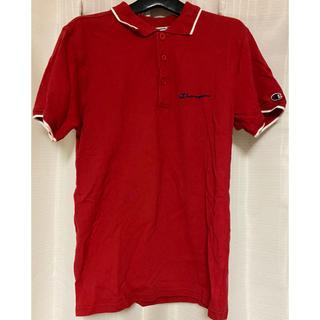 チャンピオン(Champion)のChampion ポロシャツ 赤(ポロシャツ)