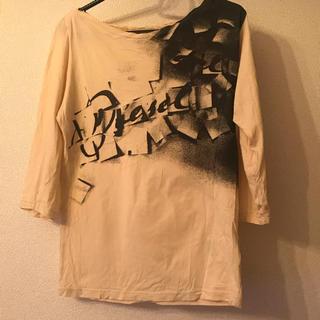 DIESEL - DIESEL 7分袖Tシャツ