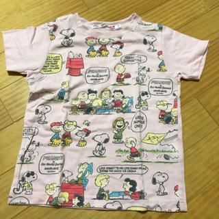 スヌーピー(SNOOPY)のスヌーピー 半袖(Tシャツ/カットソー)
