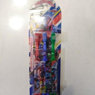 バンダイ(BANDAI)の【専用】仮面ライダービルドこどもハブラシ3本セット(歯ブラシ/歯みがき用品)