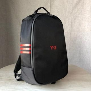 ワイスリー(Y-3)の新品!Y-3(ワイスリー) ロゴ リュックバッグパック(バッグパック/リュック)