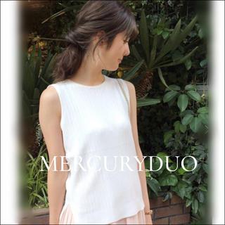 MERCURYDUO - MERCURY DUO ボートネック トップス♡FRAY I.D スナイデル