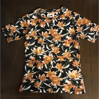 フェリシモ(FELISSIMO)のサニークラウズ 味わいのあるTシャツ(Tシャツ(半袖/袖なし))