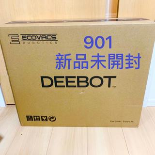 新品・未使用品❗️ECOVACS DEEBOT 901 ロボット掃除機