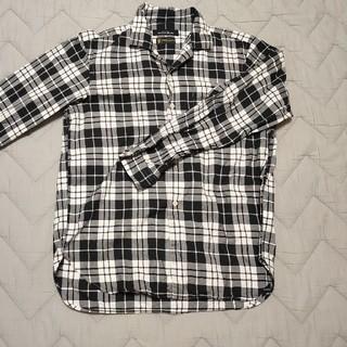 UNITED ARROWS - キンロックアンダーソン オープンカラーシャツ