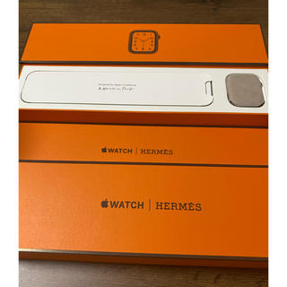 Apple Watch - Apple Watch Hermes Series 4 MU772JA