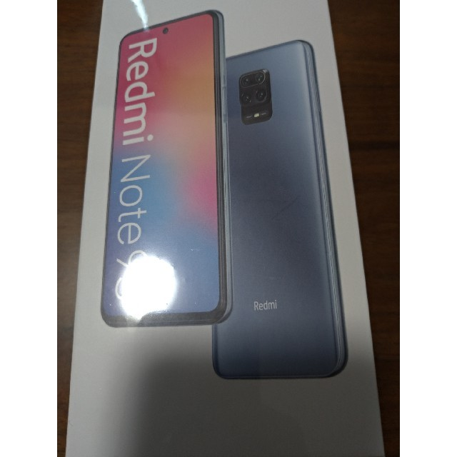 Xiaomi Redmi Note 9S 国内版SIMフリー スマホ/家電/カメラのスマートフォン/携帯電話(スマートフォン本体)の商品写真