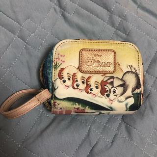 Disney - ディズニー カードケース わんわん物語