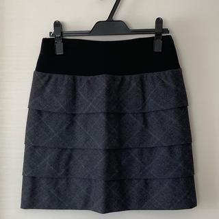 スコットクラブ(SCOT CLUB)のスコットクラブ グレンチェック ミニスカート(ミニスカート)