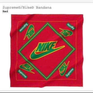 シュプリーム(Supreme)の19AW supreme Nike Bandana(バンダナ/スカーフ)