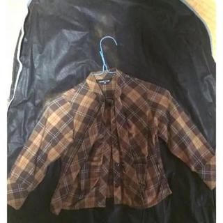 コムサイズム(COMME CA ISM)のコムサイズム 女の子用 シャツ 90センチ(ブラウス)