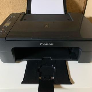 Canon - Canon PIXUS TS3130BK   印刷枚数362枚