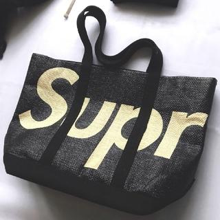 Supreme - SS20 Supreme Raffia Tote トート バッグ