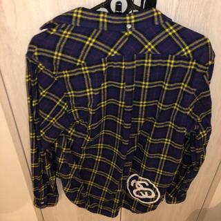 ステューシー(STUSSY)のスチューシーシャツ(シャツ)