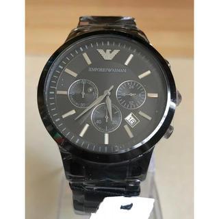 エンポリオアルマーニ(Emporio Armani)の【新品】EMPORIO ARMANI AR2453 アルマーニ 腕時計 送料無料(腕時計(アナログ))