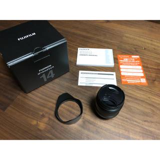 富士フイルム - Fujifilm XF14mm F2.8 R