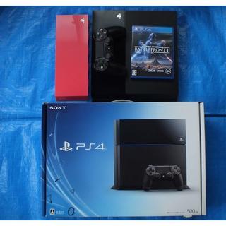 PlayStation4 - PS4本体  1TB  オマケ付き