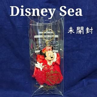 Disney - ディズニーシー 2016年 クリスマス ウィッシュ キーチェーン 未開封 新品
