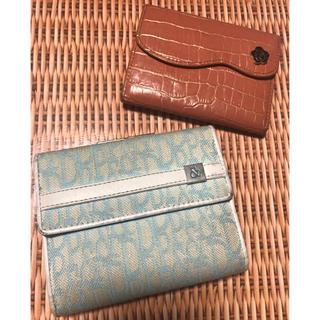 ピンキーアンドダイアン(Pinky&Dianne)のPinky&Dianneお財布 VIVAYOUパスケース 2点セット(財布)