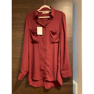 ローズバッド(ROSE BUD)のROSE BUD シャツ ワイシャツ(シャツ/ブラウス(長袖/七分))
