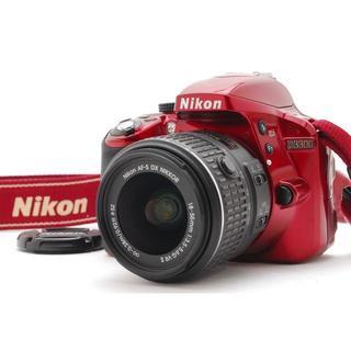 Nikon - ★ WiFiSDでスマホ転送OK! Nikon D3300 レンズキット ★