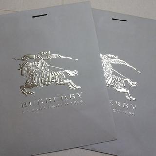 バーバリー(BURBERRY)の☆BURBERRY☆紙袋 2セット(ショップ袋)