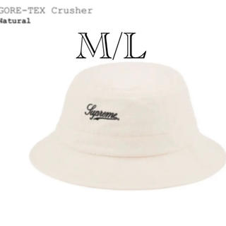 Supreme - supreme gore-tex crusher バケットハット 帽子