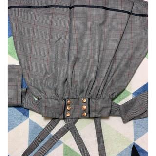アマベル(Amavel)のAmavel ジャンパースカート(ひざ丈スカート)