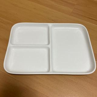 ムジルシリョウヒン(MUJI (無印良品))の無印良品 ワンプレート皿 大 1枚 MUJI(食器)
