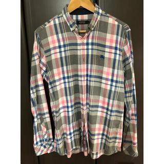 BURBERRY BLACK LABEL - バーバリーブラックレーベル チェックシャツ