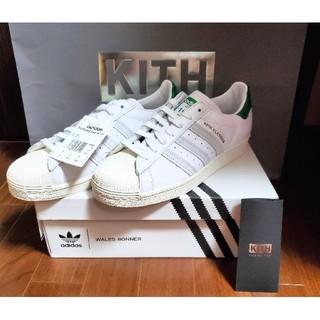 adidas - KITH×adidas SUPERSTAR 26.5cm tokyo限定販売