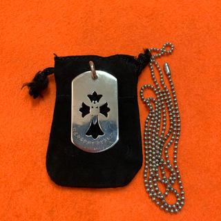 Chrome Hearts - 本物‼︎クロムハーツ ドッグタグ ダガー ボールチェーン ウォレット 財布