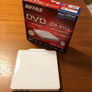 バッファロー(Buffalo)のBUFFALO DVSM-PC58U2V-WH(PC周辺機器)