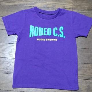 ロデオクラウンズワイドボウル(RODEO CROWNS WIDE BOWL)の中古 ロデオキッズTシャツL(Tシャツ/カットソー)