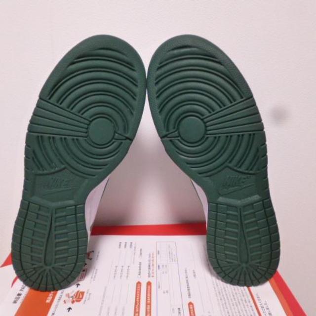 NIKE(ナイキ)の新品 【28.0】 DUNK HIGH SP SPARTAN GREEN メンズの靴/シューズ(スニーカー)の商品写真