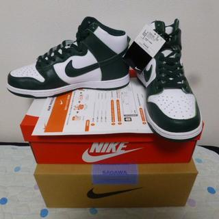 NIKE - 新品 【28.0】 DUNK HIGH SP SPARTAN GREEN