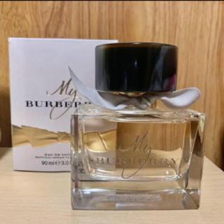 バーバリー(BURBERRY)のマイバーバリー オード トワレ  バーバリー フレグランス  香水 90ml(香水(女性用))