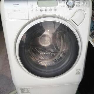 東芝 - 東芝 ドラム式洗濯乾燥機 TW-150SVC