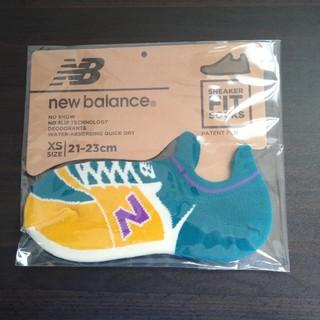 ニューバランス(New Balance)のニューバランス スニーカーソックス(靴下/タイツ)