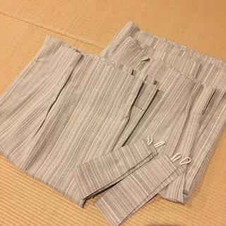 ムジルシリョウヒン(MUJI (無印良品))の無印良品  遮光カーテン 2枚組(カーテン)