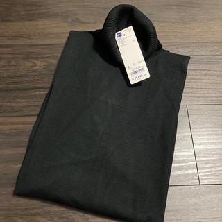 ジーユー(GU)のジーユー ファインゲージタートルネックセーター(長袖)CL (ニット/セーター)