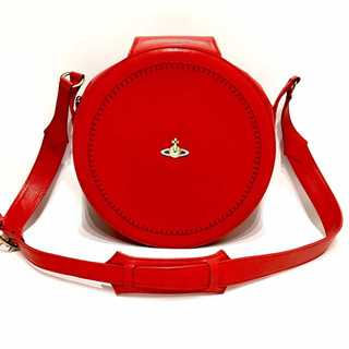 Vivienne Westwood - 希少 美品 ヴィヴィアンウエストウッド 丸型 ショルダー レザー バッグ