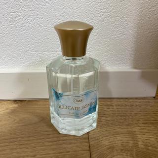 サボン(SABON)のサボン オードトワレ 香水 デリケートジャスミン(香水(女性用))