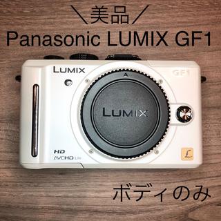 Panasonic - Panasonic LUMIX DMC−GF1 パナソニック ミラーレス 一眼