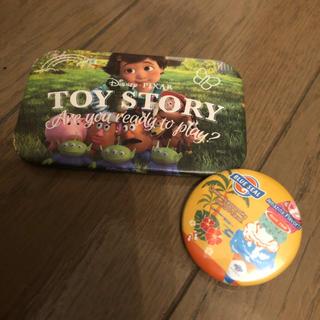 トイストーリー(トイ・ストーリー)のToystory&ブルーシールアイス(キャラクターグッズ)