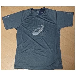 アシックス(asics)のTシャツ O グレー(ウェア)