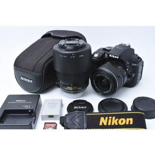 Nikon - ★美品★ Nikon D5300 ダブルレンズセット